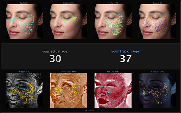 VISIA® Complexion Analysis | Skin & Allergy Center in Tennessee